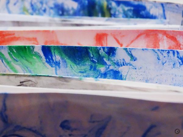 marmurkowanie papieru