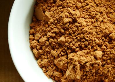 glinka kosmetyczna czerwona French red clay