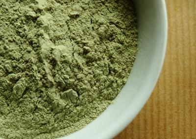 glinka kosmetyczna zielona French green clay