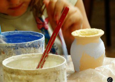 ceramika i garncarstwo caramel