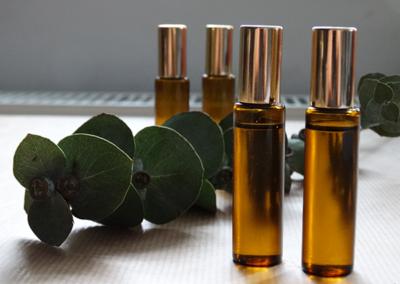 kosmetyki naturalne - perfumy rollon