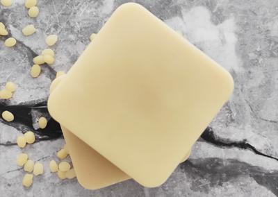 balsamy do ciała w kostce - kosmetyki naturalne caramel