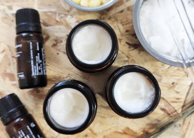 odżywczy krem do rąk - kosmetyki naturalne caramel