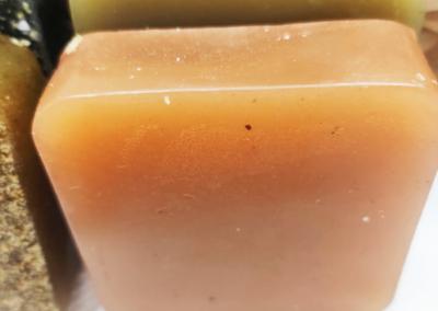 naturalne organiczne mydła - kosmetyki naturalne caramel