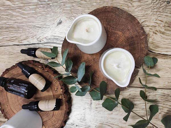 świece do masażu caramel warsztaty online