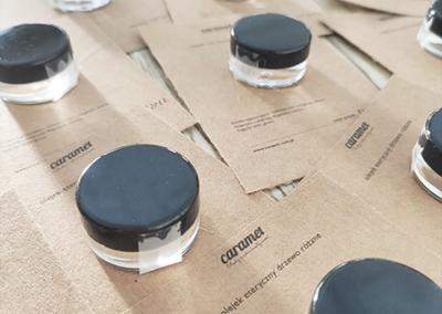 olejki eteryczne - paczka z materiałami